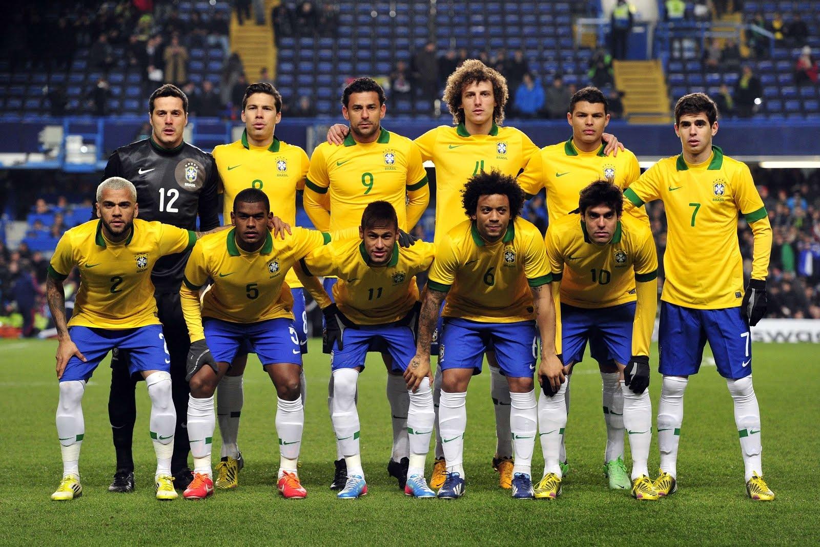 البرازيل تطلب مواجهة أسود الأطلس قبل المونديال