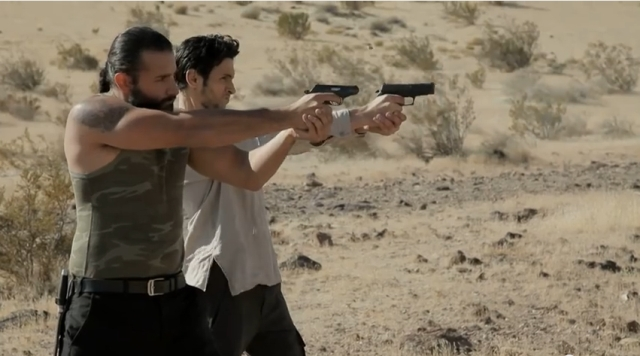 « The Algerian » فيلم ببصمة هوليودية وبطولة جزائرية