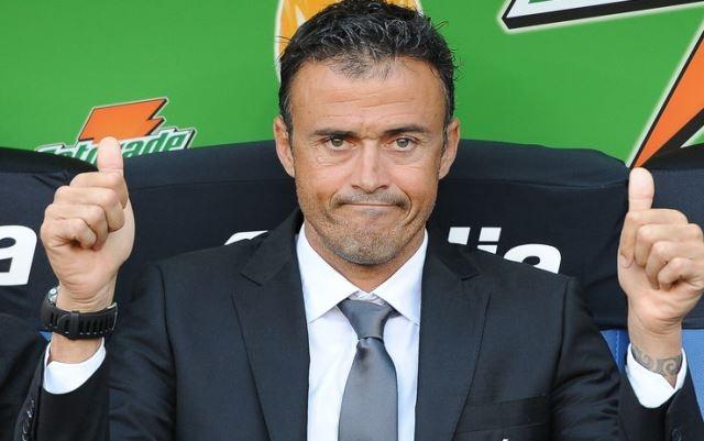 أسباب تعيين لويس إنريكي مدربا لفريق برشلونة