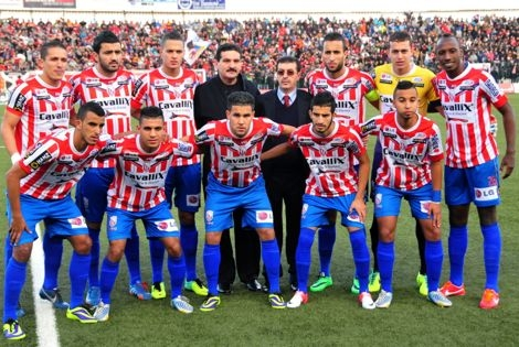 المغرب التطواني يتوج بطلا ويصل لمونديال الأندية