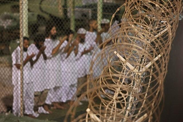 رفض مجلس النواب الأمريكي لتعديل قانوني يسمح بإغلاق معتقل غوانتانامو سنة 2017