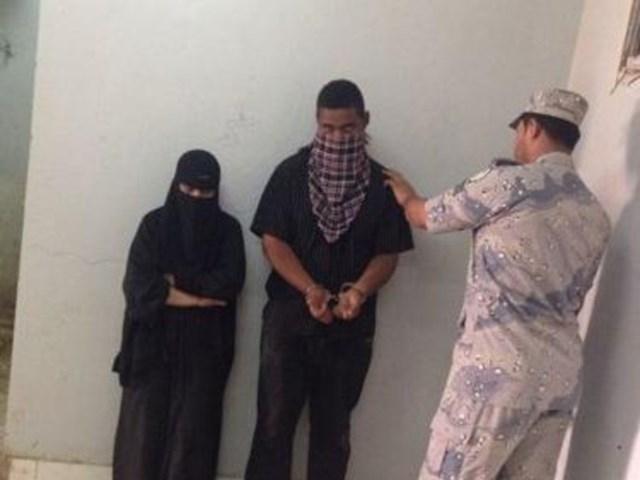 يمني يختطف شابة من زوجها بالرياض من أجل الزواج بها