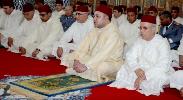 العاهل المغربي: ملتزمون بالسهر على الفضاء الديني  وترسيخ قيم الإسلام السمحة