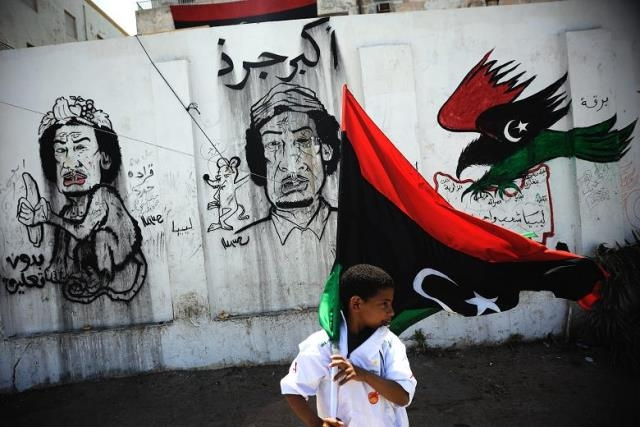بعد سنوات من الإهمال...الفن التشكيلي الليبي يعود للحياة