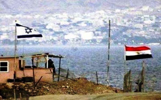 إصابة 3 شرطيين مصريين على الحدود مع إسرائيل