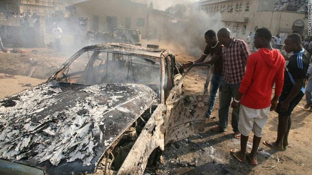 حالة الطوارئ في نيجيريا بعد مقتل 118 شخصا