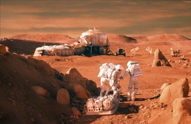 أربعة أشخاص سيودعون الأرض للأبد..و الوجهة كوكب المريخ