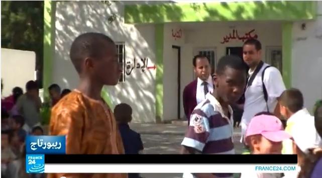 تحدي تمدرس أطفال المهاجرين الأفارقة بالمغرب
