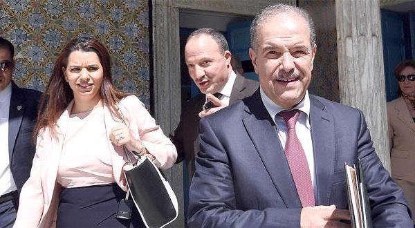 المجلس التأسيسي يسحب لائحة اللوم ضد وزيرة السياحة في قضية السياح الإسرائيليين
