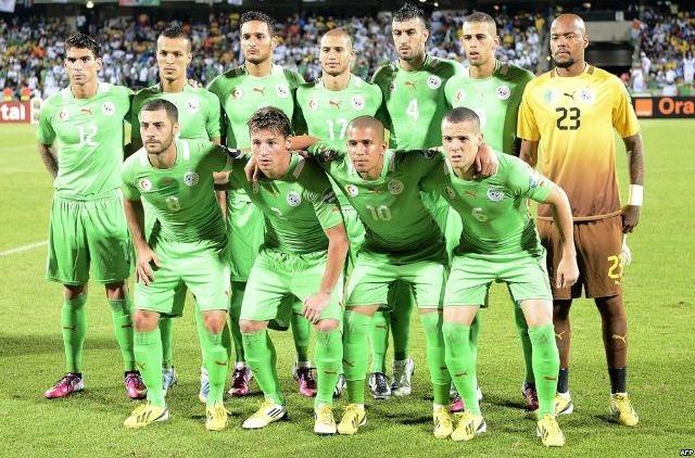 ترتيب الفيفا: الجزائر 25 وتونس 49  والمغرب 76
