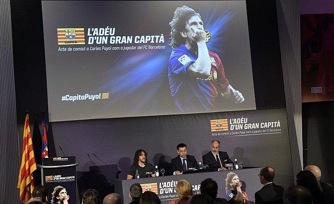 كارلوس بيول يودع برشلونة ويوجه رسالة شكر