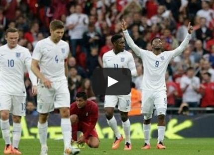 إنجلترا 3-0 بيرو