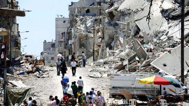 162 ألف قتيل منذ بدء الصراع السوري