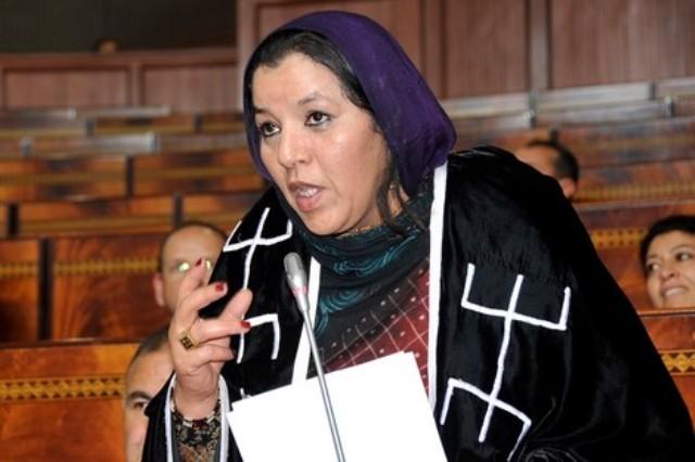 لأول مرة في التاريخ السياسي للبرلمان المغربي..سؤال وجواب بالأمازيغية