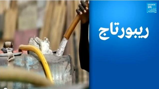 موريتانيا تعاني من قلة المياه