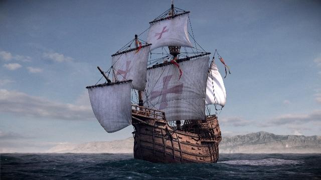 بعد خمسة قرون على غرقها...اكتشاف حطام سفينة كريستوفر كولومبوس