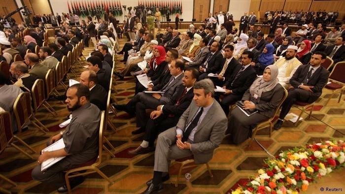 وزارة العدل الليبية تعتبر قرارات المؤتمر الوطني