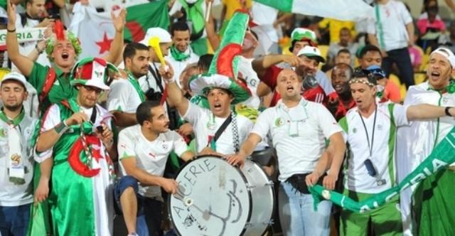 الجزائريون يشاهدون 22 مباراة من مونديال البرازيل
