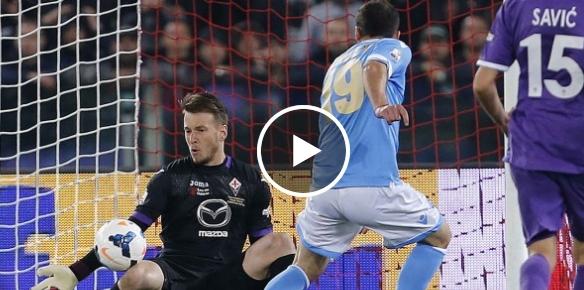 نابولي وفيورنتينا 3-1