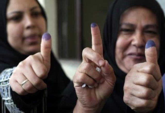 النتائج غير الرسمية: السيسي رئيسا لمصر بـ96.7%