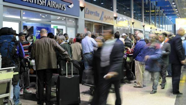 طوارئ بمطار القاهرة عشية الانتخابات