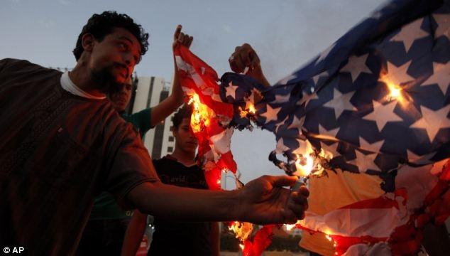 الولايات المتحدة تحث رعاياها على مغادرة ليبيا