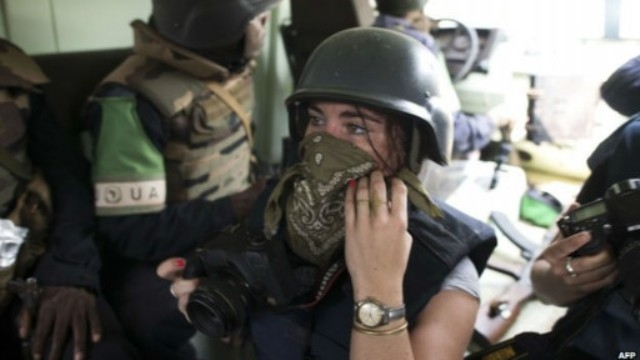 مقتل صحافية فرنسية في جمهورية افريقيا الوسطى