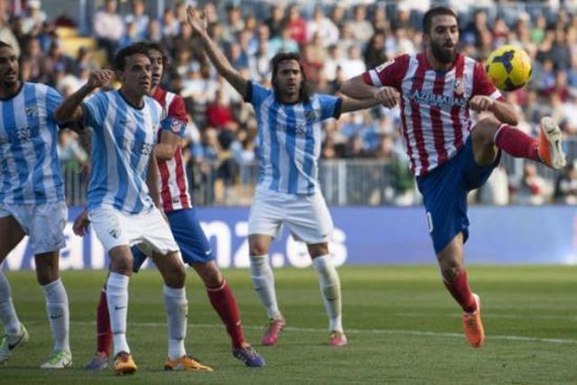 ريال مدريد يحفز مالقة بمليون يورو للاطاحة بالأتلتيكو