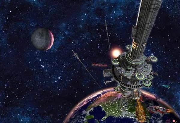 هل تود الصعود الى الفضاء ؟