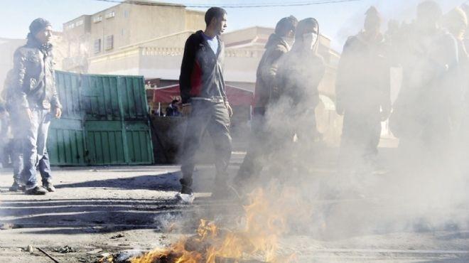 مقتل عسكري وإصابة 5 آخرين في انفجار لغم غرب تونس