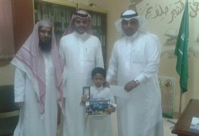 طفل يبلغ 6 سنوات يتمكن من حفظ القرآن كاملاً في السعودية