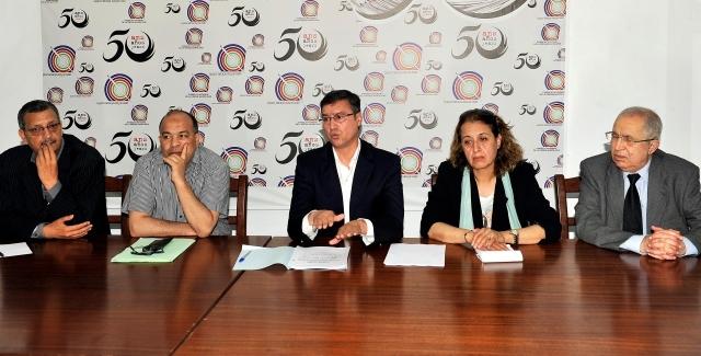 نقابة الصحافة المغربية تستعرض في  تقريرها السنوي أوضاع حرية الصحافة