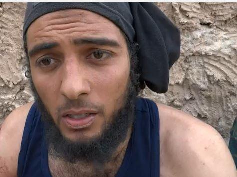 أسر مجموعة تابعة لداعش اثناء المعارك بديرالزور-عمليات الشرقية