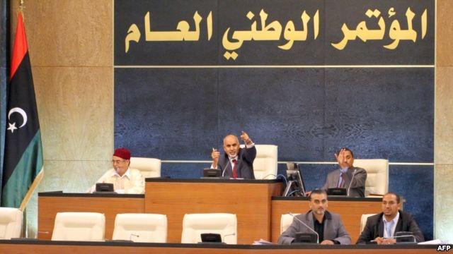 المؤتمر الوطني الليبي يفشل مجددا في اختيار رئيس للوزراء