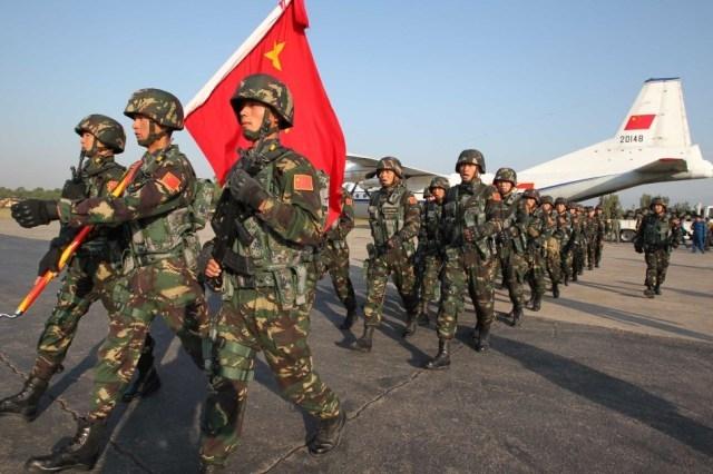 الجيش الصيني يستعين بسلاح من نوع خاص