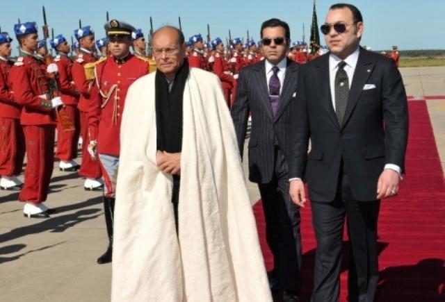 رغم حالة الحداد في تونس..العاهل المغربي حريص على الاستجابة لدعوة الرئيس المنصف المرزوقي