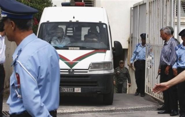 محاكمة أشخاص بالرباط  في قضايا تتعلق بالإرهاب.