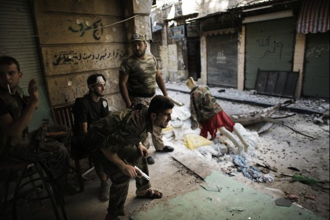 هل كان من الممكن إيجاد بديل سياسي للحرب الدائرة في سوريا؟