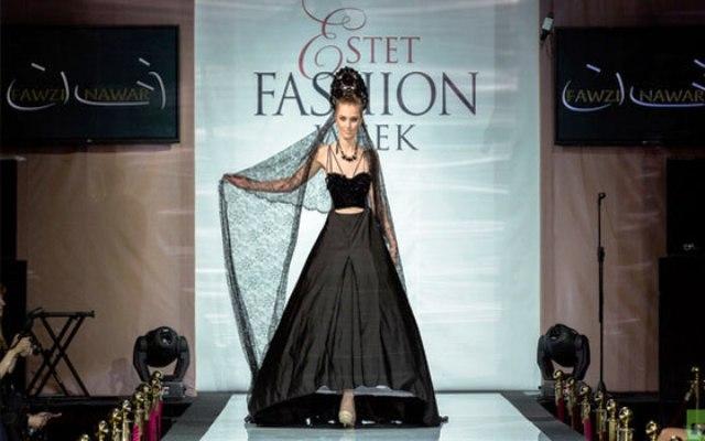 المصمم التونسي فوزي نوار يُشارك في أسبوع المُوضة في موسكو