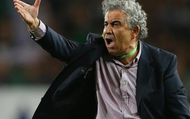 فوزي البنزرتي مدرب للأهلي المصري