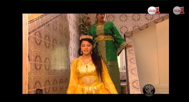 النكافة ودورها في العرس المغربي