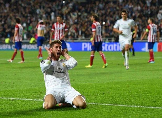 ريال مدريد 4-1 أتلتيكو