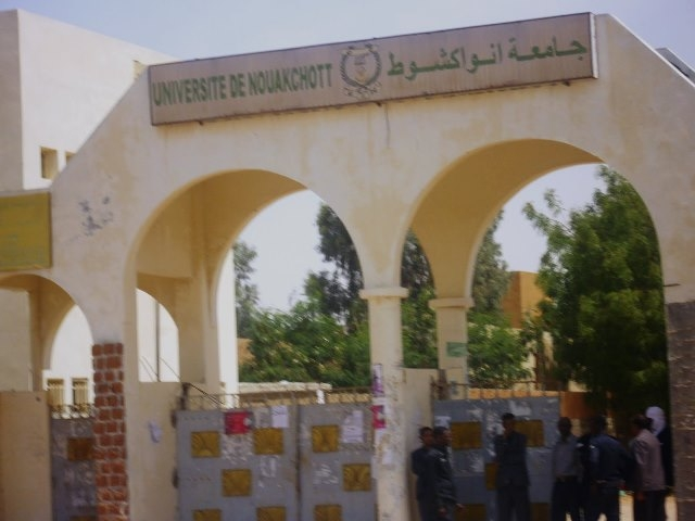ندوة حولة الأدب الفرانكوفوني بجامعة نواكشوط