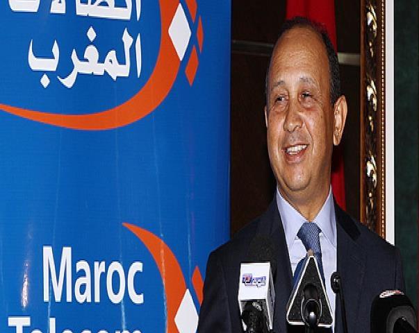 إتصالات تعين أحيزون رئيسا لمجلس إدارة إتصالات المغرب