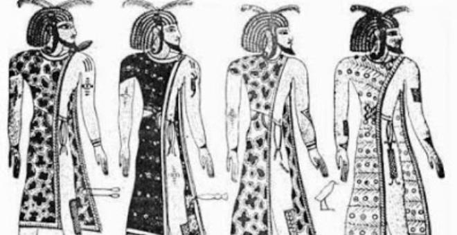 الليبيون القدماء من خلال المصادر الأثرية والتاريخية القديمة