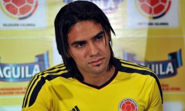 فالكاو خارج تشكيلة منتخب كولومبيا