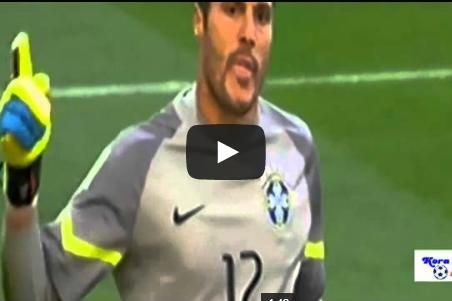 ضربات الجزاء البرازيل وتشيلي 3-2