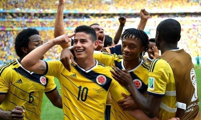 كولومبيا تحقق ثاني فوز على ساحل العاج