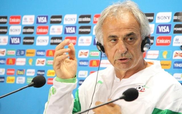 حليلوزيتش يبرئ نفسه من الخسارة ويلقي بالمسؤولية على اللاعبين