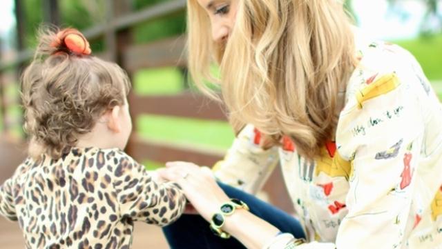 نصائح للأمهات للحفاظ على أناقتهن